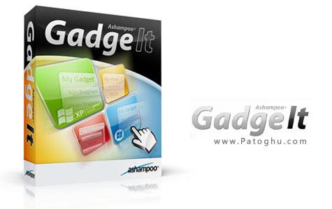 نرم افزار ساخت آسان گجت ویندوز Ashampoo Gadge It1.0.1