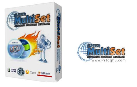 نصب اتوماتیک ویندوز و نرم افزارها با Almeza MultiSet Professional 8.2.0