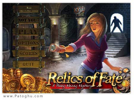 دانلودبازی فکری و مهیج Relics of Fate: A Penny Macey Mystery