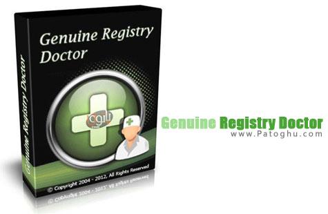 رفع مشکلات و بهینه سازی رجیستری با نرم افزار Genuine Registry Doctor 2.5.3.8