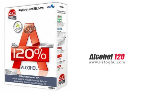 نرم افزار Alcohol 120%