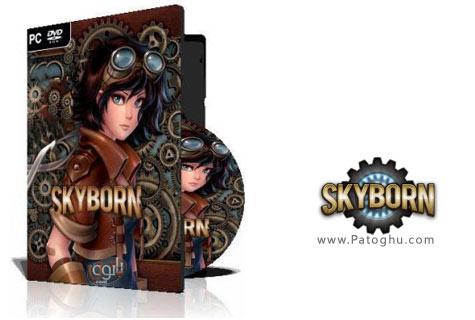 دانلود بازی مهیج و کم حجم Skyborn v1.11