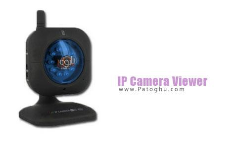تبدیل وبکم به دوربین مخفی با نرم افزار IP Camera Viewer 1.20