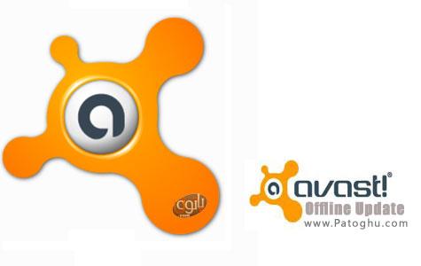 دانلود آپدیت آفلاین انتی ویروس و اینترنت سکوریتی اواست Avast Offline Update