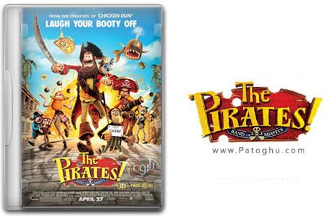 دانلود انیمیشن باند دزدان دریایی - The Pirates Band of Misfits  2012