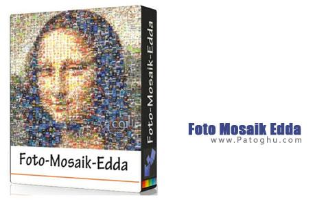 ساخت تصاویر موزاییکی با نرم افزار Foto Mosaik Edda 6.6.12163.1
