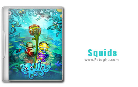 دانلود بازی اکشن Squids برای کامپیوتر