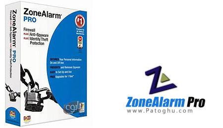 دانلود نسخه جدید فایروال پرقدرت ZoneAlarm pro 10.2.057.000