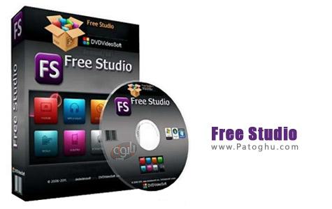 تغییر فرمت فایل های صوتی و تصویری با داونلود فول ورژن نرم افزار جدید - Free Studio 5.5.0 از لینک مستقیم