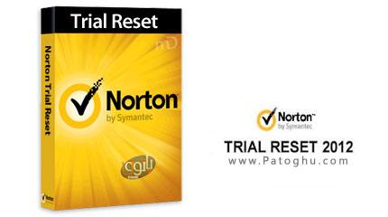 کرک و تریال ریست انتی ویروس و اینترنت سکوریتی نورتون با Norton Trial Reset 2012 1.7