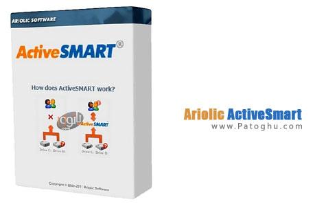 محافظت از هارد دیسک برابر خرابی های ناگهانی با Ariolic ActiveSmart 2.9.3.788
