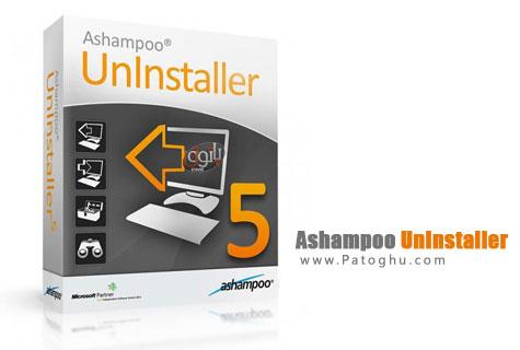 حذف کامل نرم افزارها با Ashampoo UnInstaller