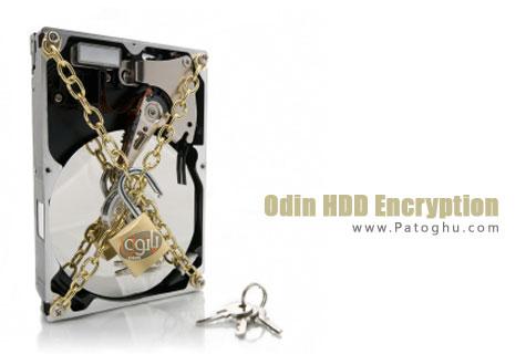 برنامه قفل کردن هارد دیسک و حافظه های فلش با Odin HDD Encryption 8.7.2