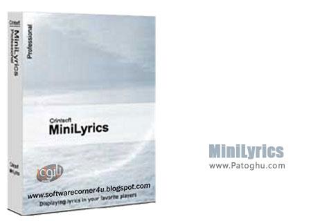 ابزاری برای نمایش خودکار متن شعرها در زمان پخش آهنگ های مورد علاقه شما با MiniLyrics v7.4.17