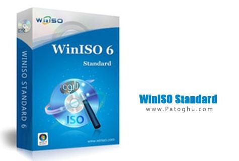 مدیریت و پردازش فایل های ایمیج با نرم افزار WinISO Standard v6.2.0.4645
