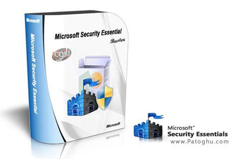 آنتی ویروس مایکروسافت Microsoft Security Essentials