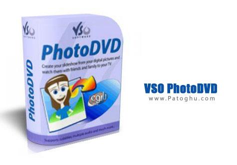 طراحی و ساخت آسان اسلایدشو با تصاویر توسط نرم افزار VSO PhotoDVD 4.0.0.37 Final