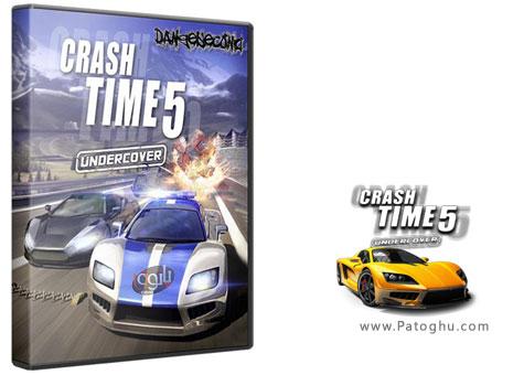 دانلود بازی Crashtime 5 Undercover 2012 برای کامپیوتر