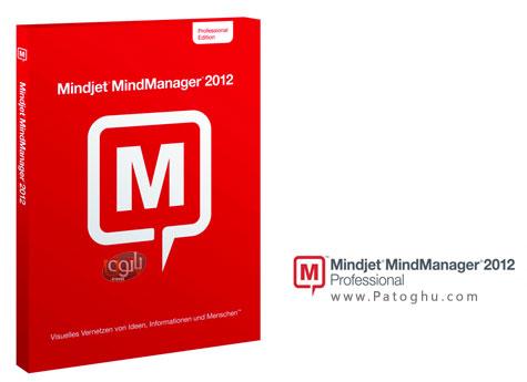 مدیریت ذهن و ایده های خلاقانه با نرم افزار MindJet MindManager 2012 Professional v11.0.276