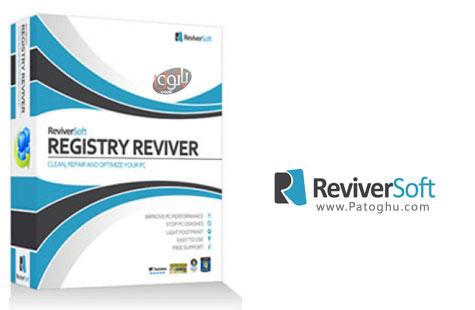 پاکسازی و ترمیم رجیستری ویندوز با نرم افزار Registry Reviver 3.0.1.92