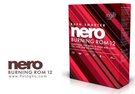 دانلود نسخه جدید نرو 12 - Nero Burning ROM 12 v12.0.00300 Multilingual