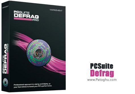 یکپارچه سازی و دیفرگ هارد با نرم افزار PcSuite Defrag Pro v1.3.1.576