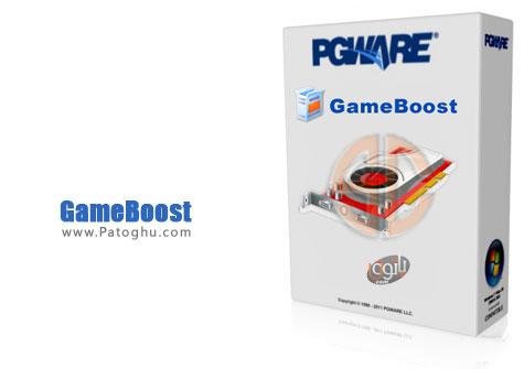 بهینه سازی و اجرای سریع بازی ها با نرم افزار GameBoost 1.10.1.2012