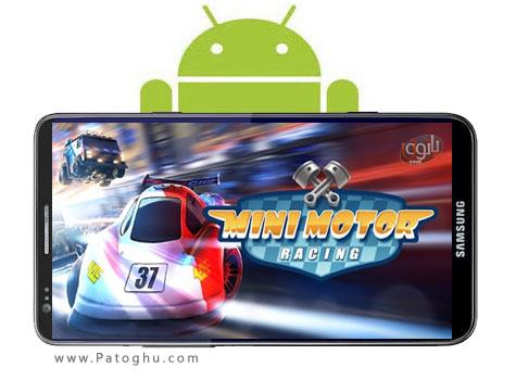 دانلود بازی بسیار جذاب Mini Motor Racing 1.6.5 آندروید