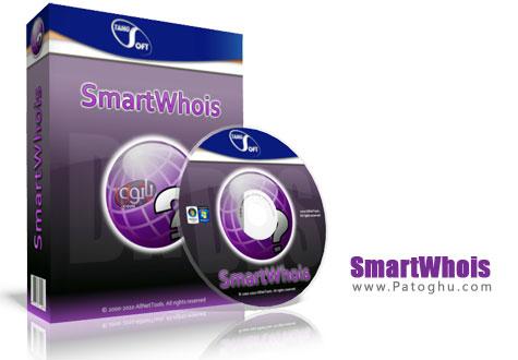 نرم افزار تهیه اطلاعات درباره یک آی پی یا دامنه با TamoSoft SmartWhois v5.1 Build 268