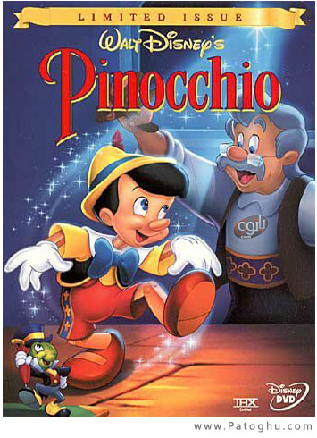 دانلود انیمیشن بسیار زیبا و خاطره انگیز پینوکیو - Pinocchio