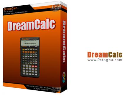 دانلود ماشین حساب مهندسی حرفه ایی دقیق و کارا با DreamCalc Professional Edition v4.8