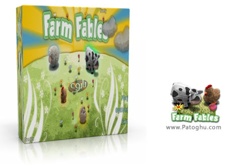 دانلود نسخه جدید و نهایی بازی مزرعه داری Farm Fables 2012