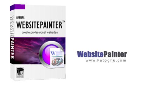 طراحی آسان صفحات وب با نرم افزار WebsitePainter Pro 2.1.0