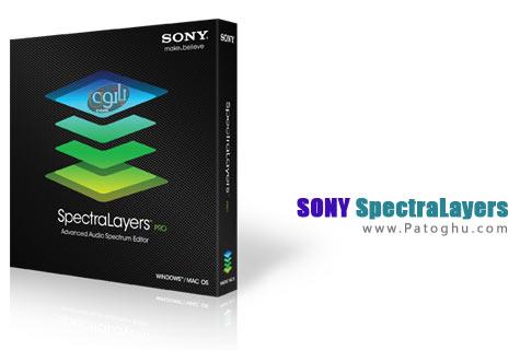 ویرایش حرفه ای صدا با نرم افزار SONY SpectraLayers Pro v1.0.18