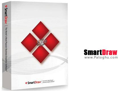 طراحی چارت سازمانی و انواع نمودار با نرم افزار SmartDraw 2012 Enterprise Edition.20.0.1.0