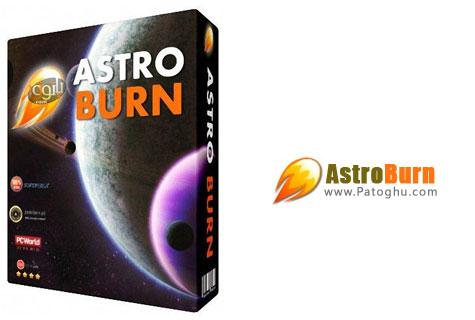 رایت CD و DVD با نرم افزار Astroburn Pro v3.0.0.0172 Final