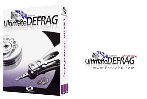 یکپارچه سازی هاردیسک و افزایش سرعت کامپیوتر با Disktrix UltimateDefrag v4.0.98