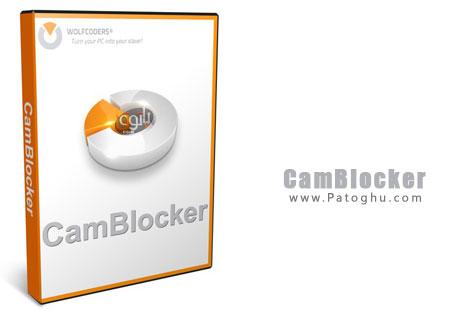 نرم افزار قفل و پسورد گذاری روی وبکم CamBlocker 1.0.0.2