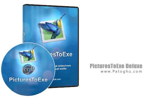 نرم افزار PicturesToExe Deluxe