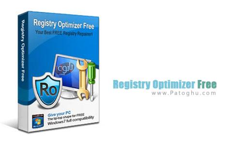 بهینه سازی رجیستری با نرم افزار رایگان Registry Optimizer Free 2.4.7.2