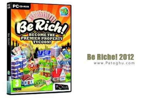بازی جذاب شبیه ساز شهرسازی Be Riche 2012