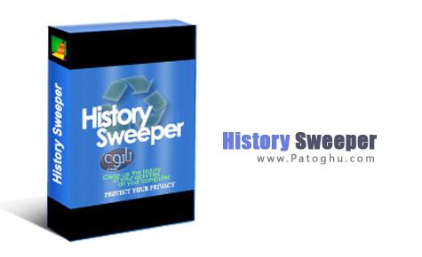 پاکسازی تمامی رد پاهای شما در ویندوز و اینترنت - History Sweeper 3.33