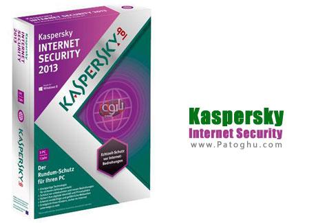 دانلود نسخه جدید کسپراسکای اینترنت سکیوریتی - Kaspersky Internet  Security 2013 13.0.0.3370 Final