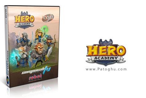 دانلود بازی مسابقه ای و کم حجم Hero Academy 2012