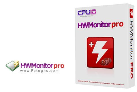 نگهداری و نظارت بر سخت افزار با نرم افزار CPUID HWMonitor Pro v1.10