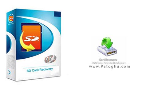 نرم افزار CardRecovery