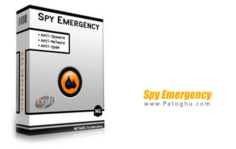 نرم افزار NETGATE Spy Emergency
