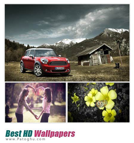 دانلود مجموعه تصاویر پس زمینه متنوع و دیدنی - Best HD Wallpapers