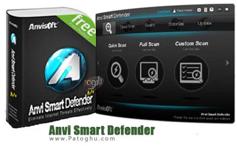 دانلود آنتی ویروس قدرتمند Anvi Smart Defender 1.3