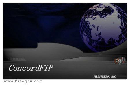 مدیریت و ارتباط با FTP توسط ConcordFTP 5.0
